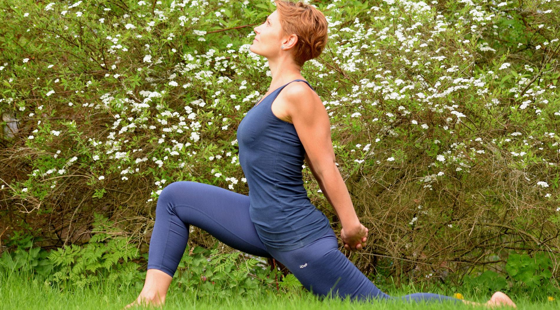 Taina's joogakurssit netissä & pilates harjoitteet - Kohti parempaa elämän- ja stressinhallintaa